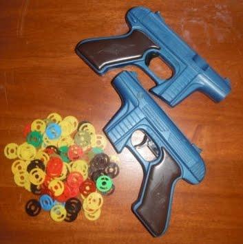 tracer guns