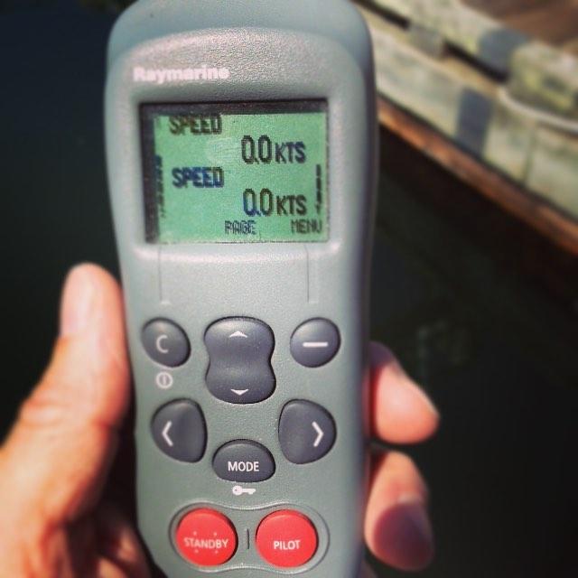 My autopilot remote works! My autopilot remote works! #fixedit