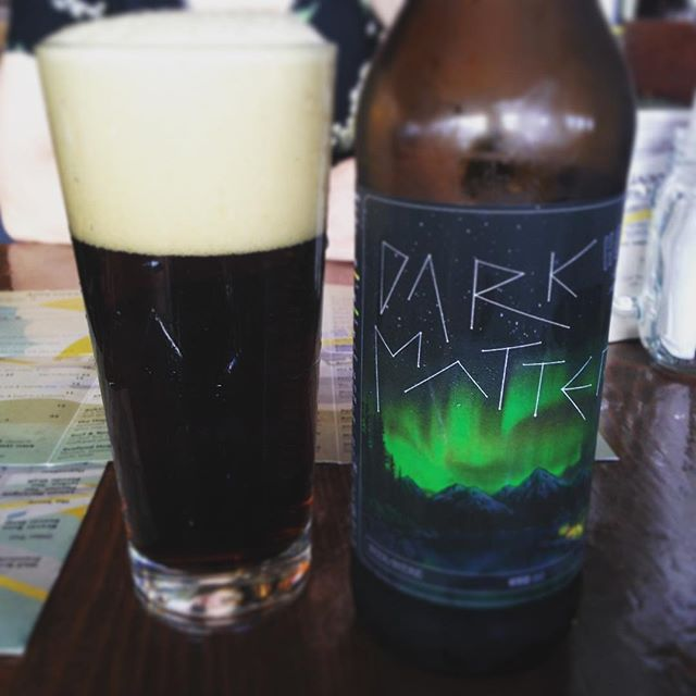 Ah Hoynes Dark Matter, I've missed you so...