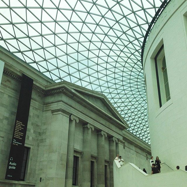 The British Museum in 3 hours or less? But we've got a date with the Tate so...