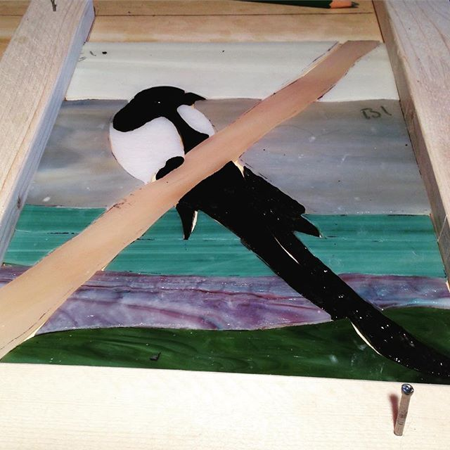 Magpie V.2 Looking a bit better...